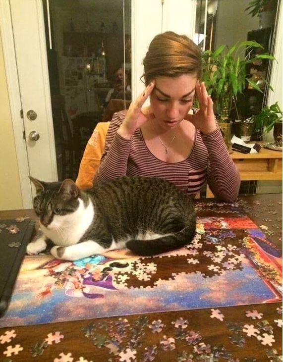 13 . Puzzle yapmak mı?