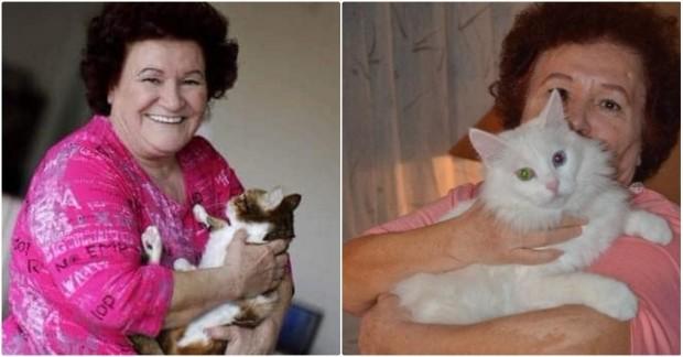 Selda Bağcan 'ın kedi sevgisini ileri tuşuna basarak okuyabilirsiniz.