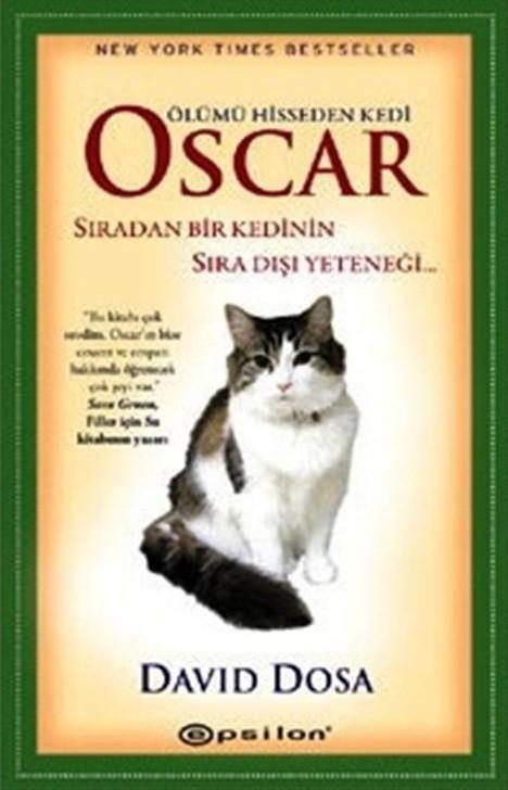 Öyle ki Oscar üzerine yazılan makale ilgi çekince David Dosa onun üzerine bir kitap bile yazdı…