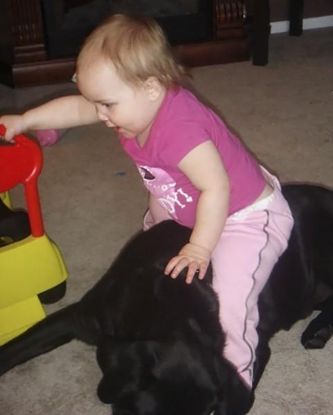 Teyzenin bilmediği şey ise, sevimli köpeğin yeğeninin en yakın arkadaşı olacağıydı.