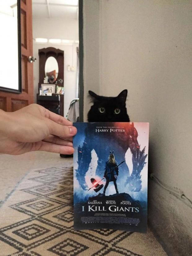 Dev Avcısı (I Kill Giants)